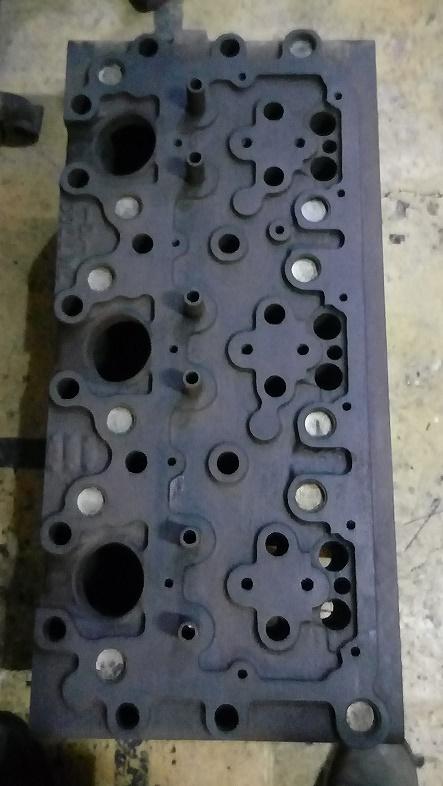 Cabeçote motor caterpillar D353 trator D9 Pn 7M7700 7N6340