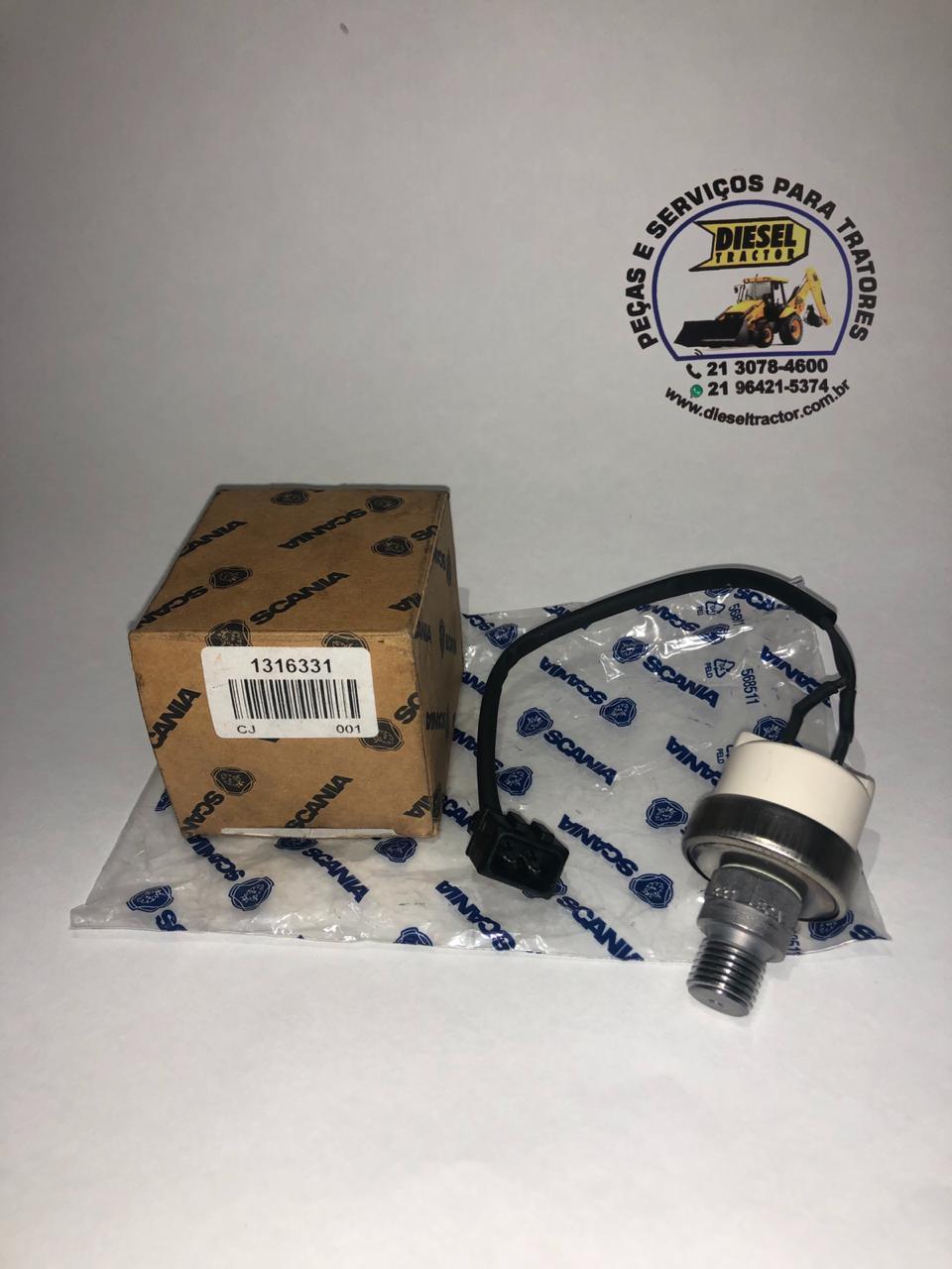 Sensor de pressão de oleo 1316331